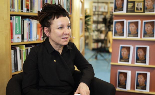 Olga Tokarczuk w RMF FM: Jest mi wstyd za ten straszny 2014 rok, kiedy Polska nie przyjęła imigrantów
