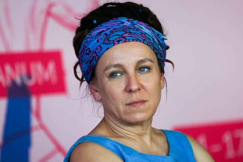 Olga Tokarczuk /Beata Zawrzel /Reporter