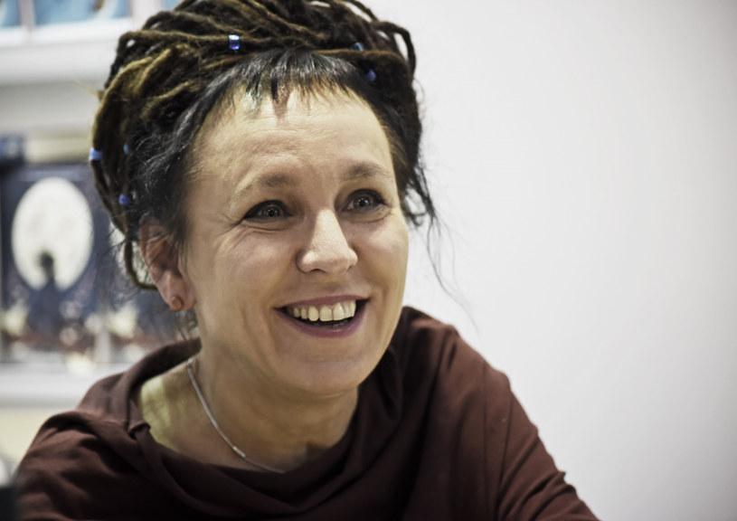 Olga Tokarczuk /Marek Lasyk  /Reporter