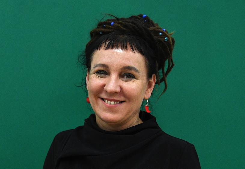 Olga Tokarczuk /FACUNDO ARRIZABALAGA /PAP