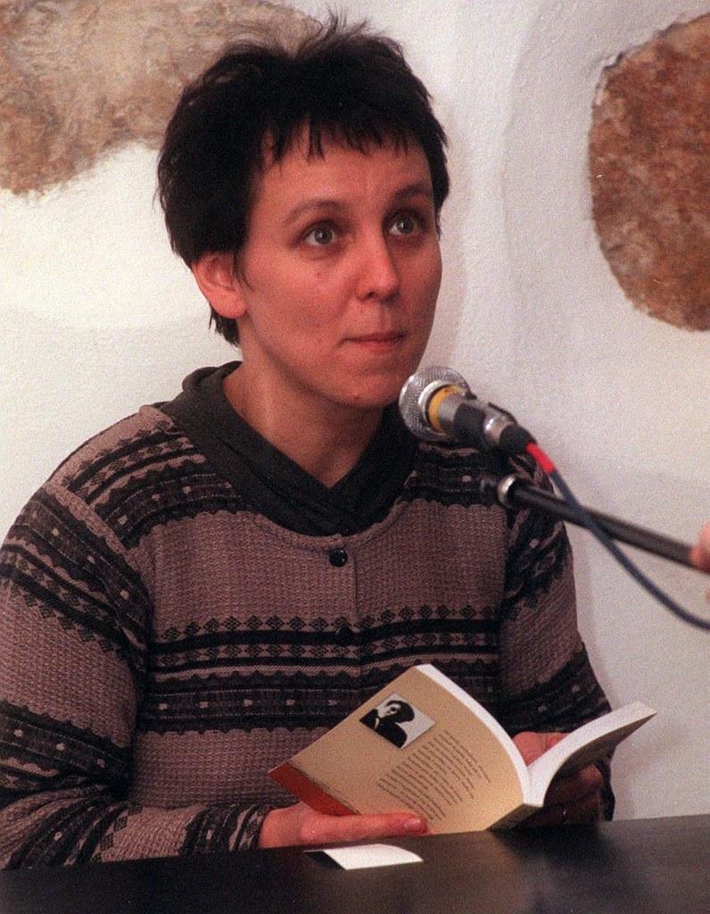Olga Tokarczuk //PAP