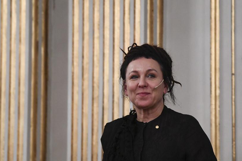 Olga Tokarczuk /JONATHAN NACKSTRAND/AFP /East News