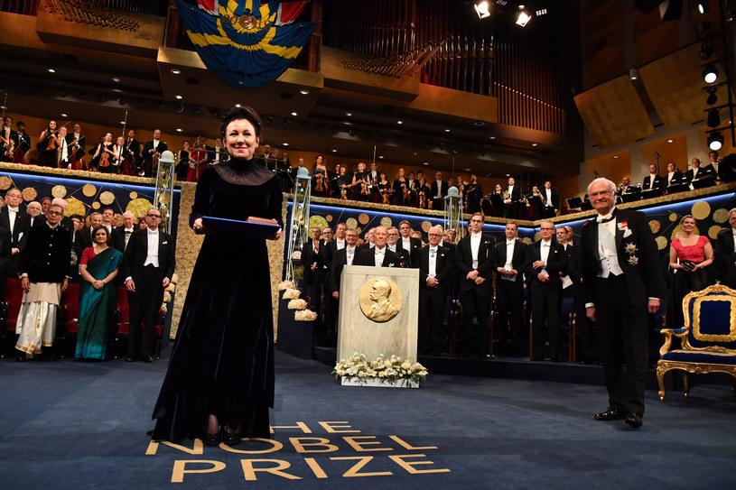 Olga Tokarczuk /AFP