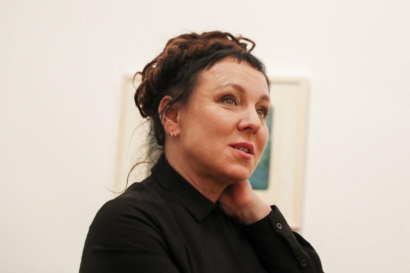 Olga Tokarczuk /Aleksandra Szmigiel /Reporter