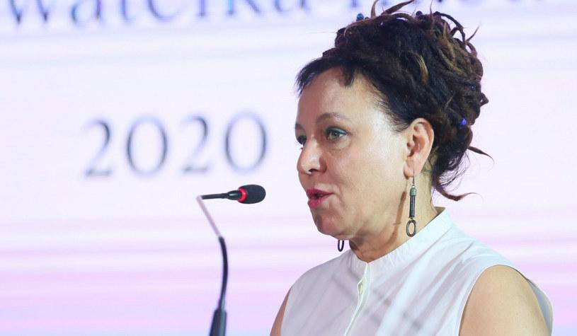 Olga Tokarczuk /East News