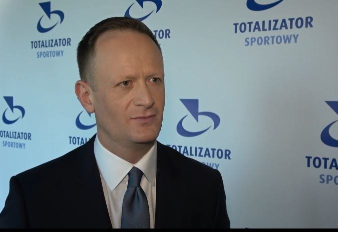 Olgierd Cieślik, prezes Totalizatora Sportowego /INTERIA.PL
