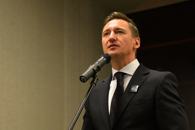 Olgierd Geblewicz /Lukasz Szelemej /East News