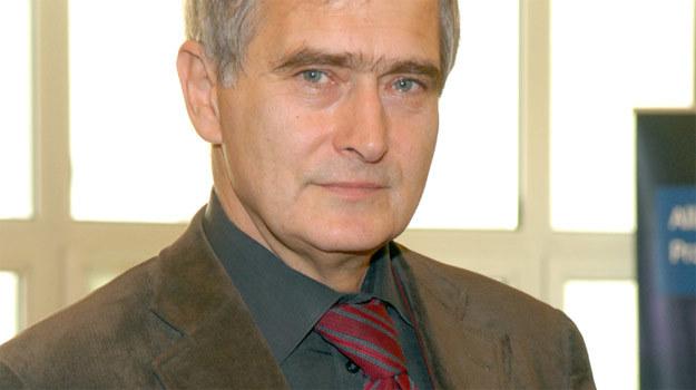 Olgierd Łukaszewicz został następcą Joanny Szczepkowskiej - fot. M.Ulatowski /MWMedia