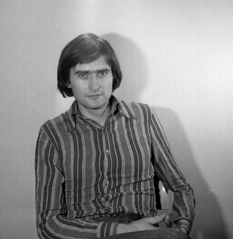 Olgierd Łukaszewicz /Łukasz Płoński /Agencja FORUM