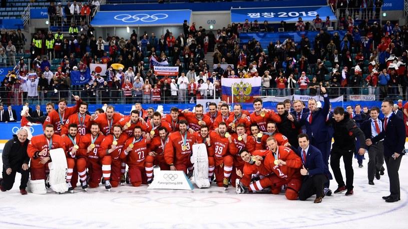 Olimpijczycy z Rosji /Getty Images