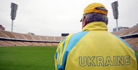 Olimpijski Stadion w Kijowie ma zostać przebudowany /AFP