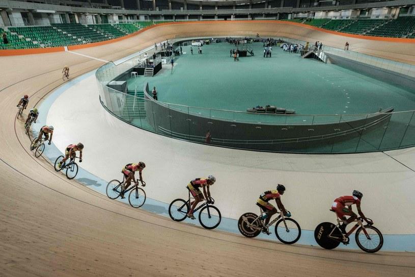 Olimpijski tor kolarski w Rio de Janeiro /AFP