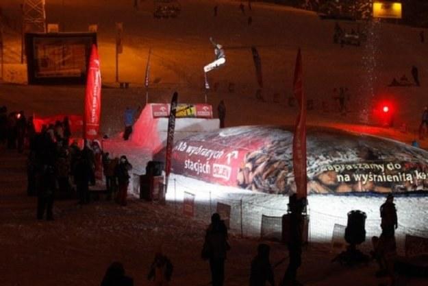 Olimpijskie Mobilne Stop Cafe gościło w znanych kurortach /Informacja prasowa