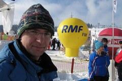 Olimpijskie studio RMF FM i TVP Info w Białce Tatrzańskiej