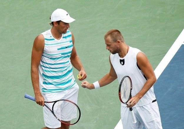 Oliver Marach i Łukasz Kubot są wysoko notowani w rankingu ATP /AFP