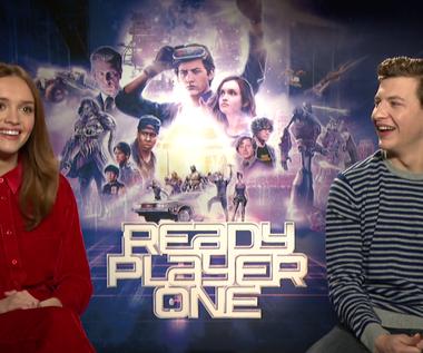 """Olivia Cooke i Tye Sheridan o filmie """"Player One"""""""