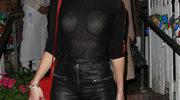 Olivia Culpo zaliczyła wpadkę w prześwitującej bluzce!