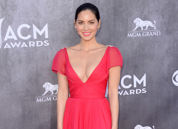 Olivia Munn /Getty Images