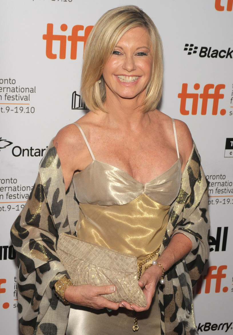 Olivia Newton-John w 2012 roku /East News