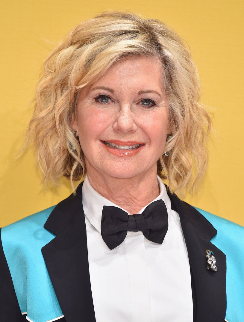 Olivia Newton-John w 2016 roku /Michael Loccisano /Getty Images