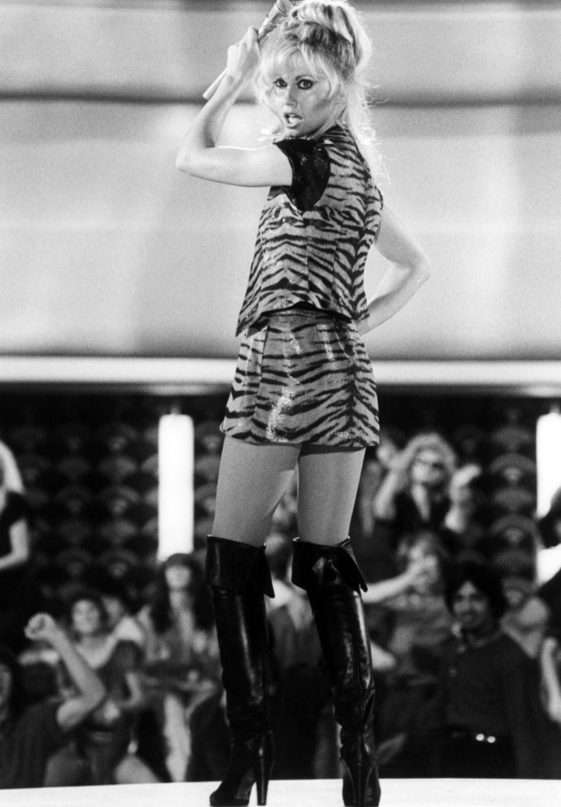 "Olivia Newton-John w filmie ""Xanadu"" /Everett Collection /East News"