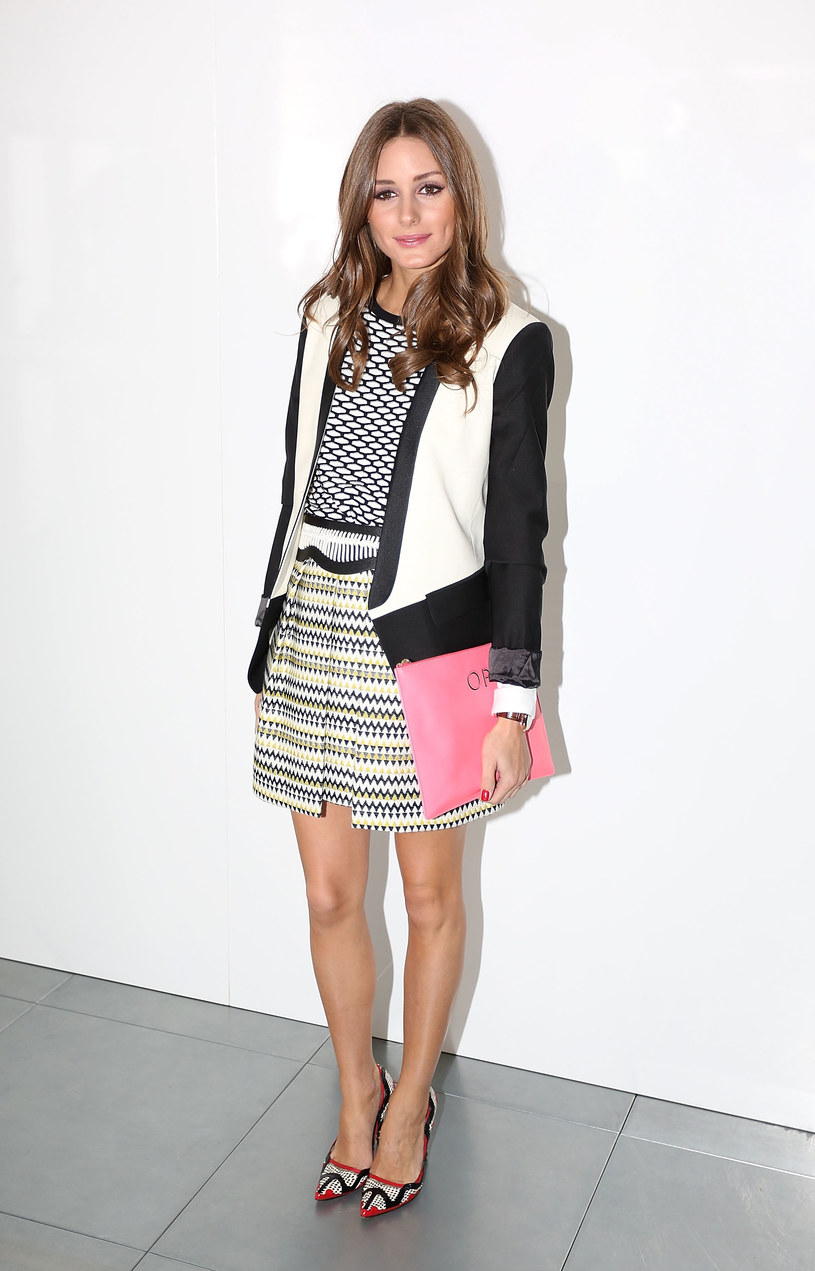 Olivia Palermo /Getty Images
