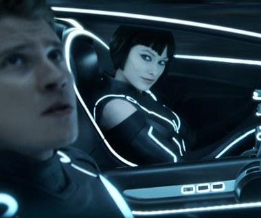 "Olivia Wilde i Garrett Hedlund w ""Tronie 3"""