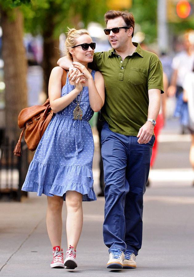 Olivia Wilde i Jason Sudeikis /East News