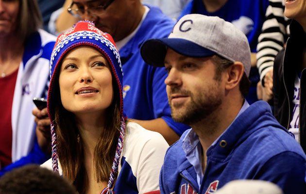 Olivia Wilde i Jason Sudeikis /Jamie Squire /Getty Images