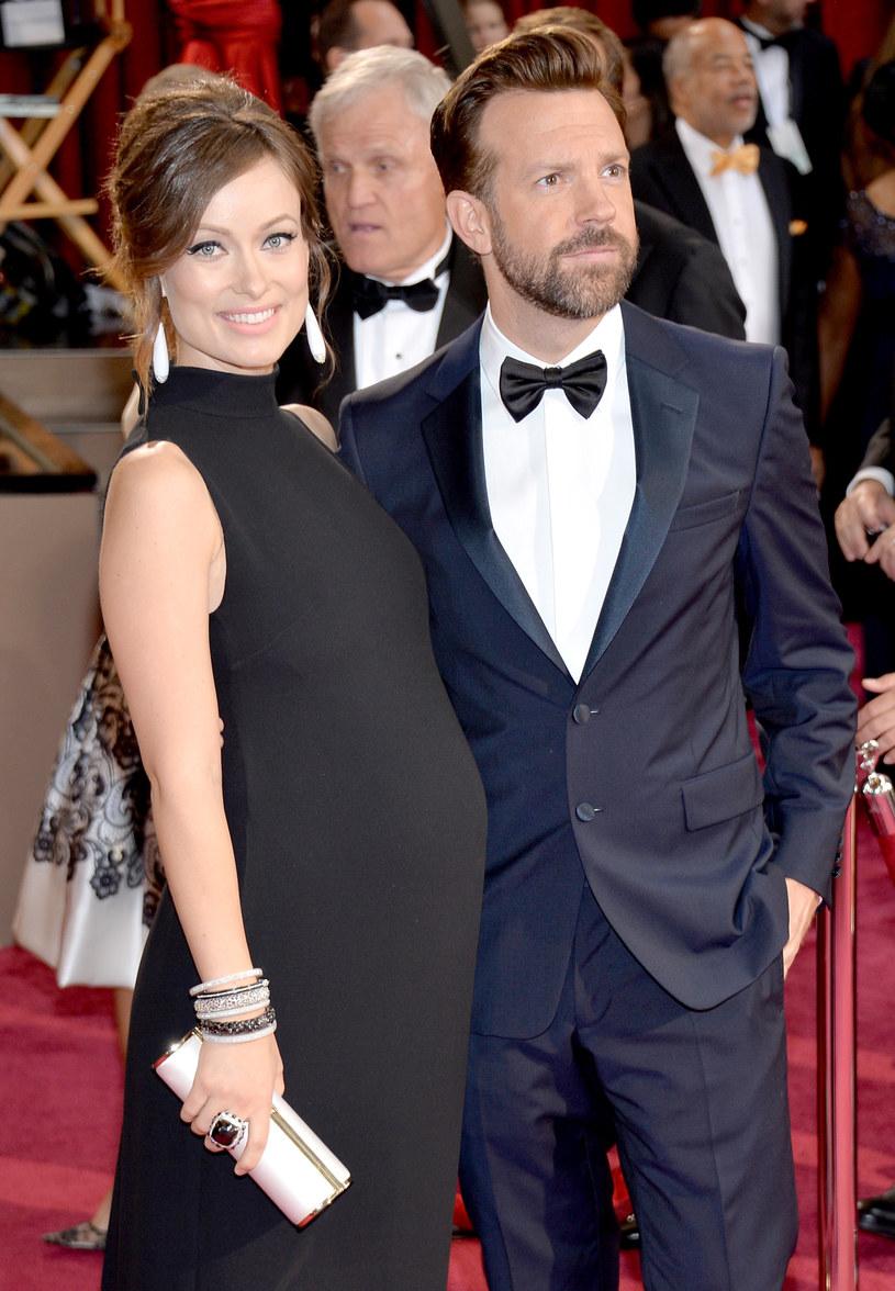 Olivia Wilde i Jason Sudeikis /Getty Images/Flash Press Media