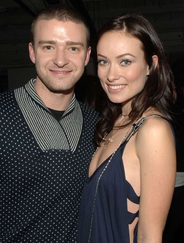 Olivia Wilde i Justin Timberlake, fot. Stephen Shugerman   /Getty Images/Flash Press Media