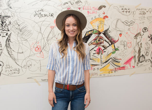 Olivia Wilde /Emma McIntyre /Getty Images