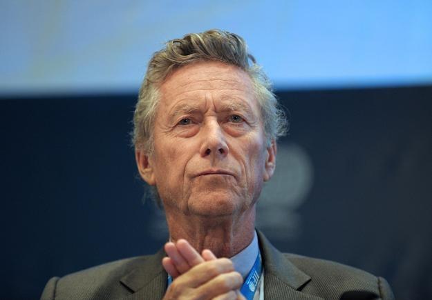 Olivier Blanchard, główny ekonomista MFW /AFP
