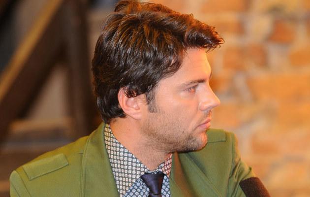 Olivier Janiak, fot. Adam Kepinski  /MWMedia