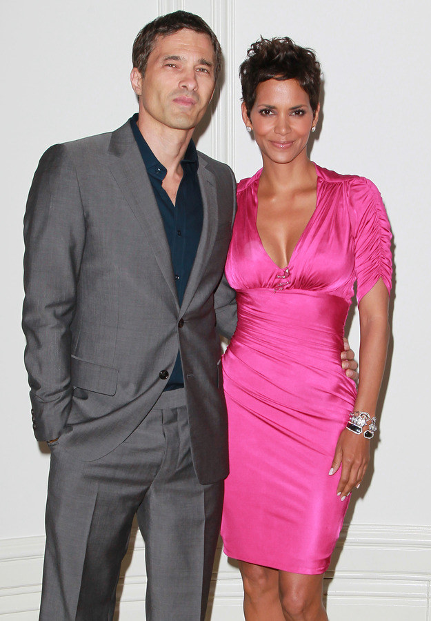 Olivier Martinez i Halle Berry /Getty Images