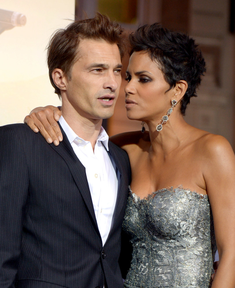 Olivier Martinez i Halle Berry /Kevin Winter /Getty Images