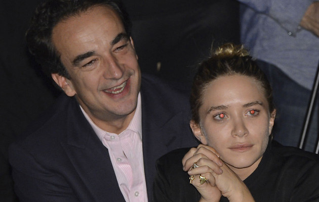 Olivier Sarkozy i Mary-Kate Olsen są już po ślubie! /Larry Busacca /Getty Images