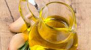Oliwa z czosnkiem i rozmarynem