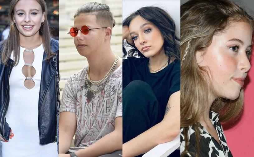 Oliwia Bieniuk, Allan Krupa, Fabienne Wiśniewska, Anna Dąbrówka /materiał zewnętrzny