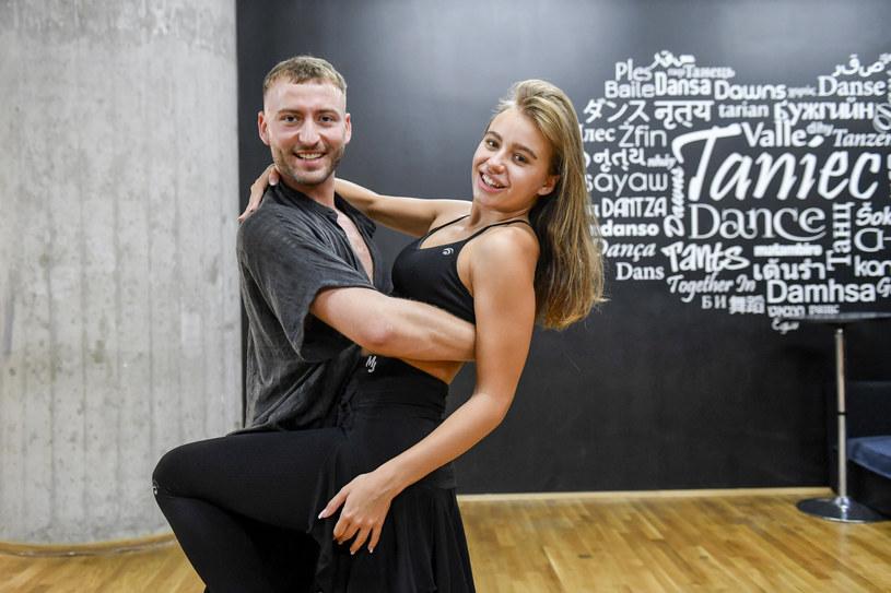 Oliwia Bieniuk i Michał Bartkiewicz /AKPA
