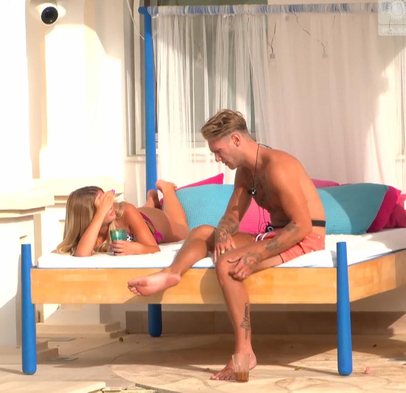 """Oliwia i Igor - """"Love Island. Wyspa miłości"""" /Polsat/Ipla /Polsat"""