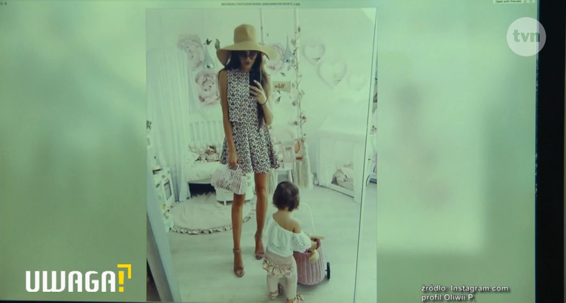 Oliwia P. na Instagramie była wspaniałą mamą! /materiał zewnętrzny