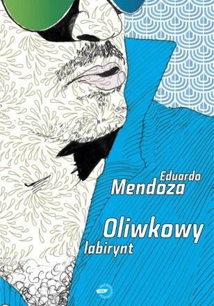"""""""Oliwkowy labirynt"""" /Wydawnictwo Znak"""