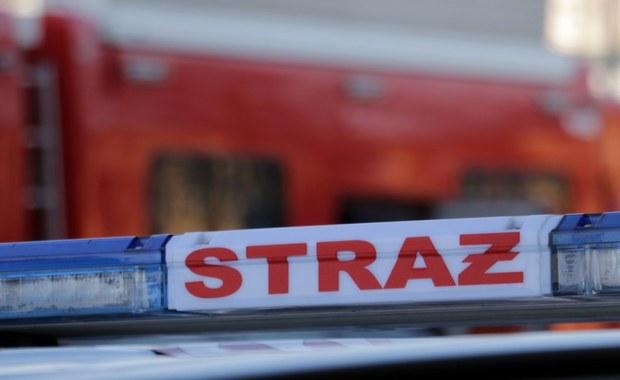 Olsztyn: 53-latka zginęła w pożarze mieszkania