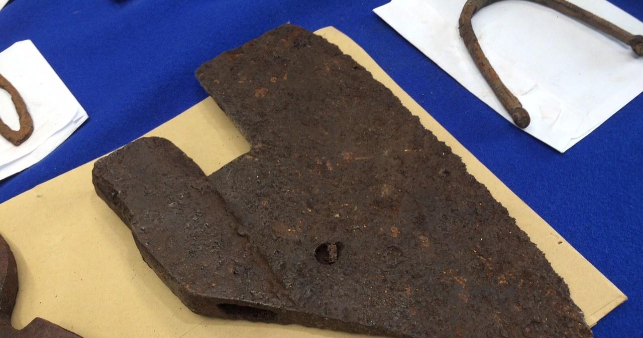 Olsztyn: Odnaleziono średniowieczne skarby