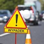 Olsztyn: Pracownik robót drogowych potrącony przez ciężarówkę