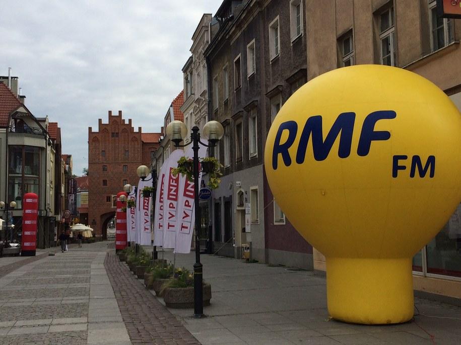 Olsztyn to kolejne miasto na mapie naszych wakacyjnych podróży /Piotr Bułakowski /RMF FM