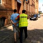 Olsztyn: Umówił się z 14-latką. Na miejscu czekała policja