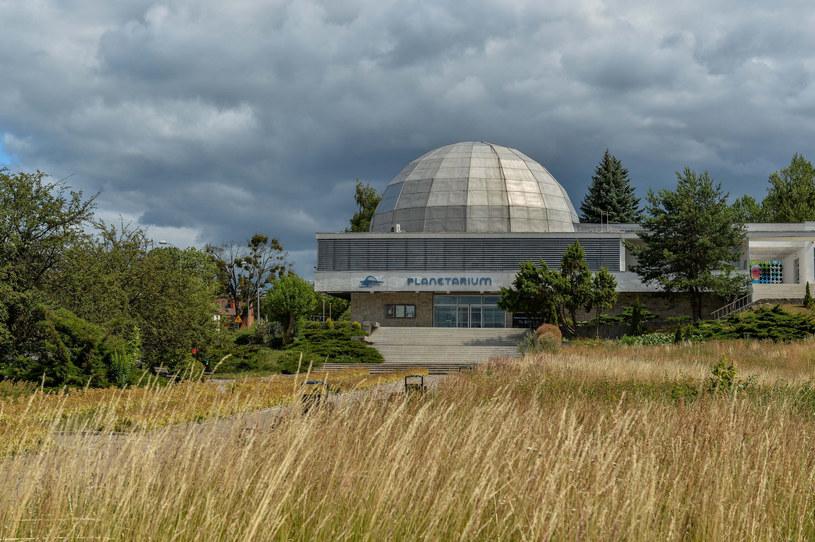 Olsztyńskie planetarium to gratka dla miłośników astronomii /GERARD/REPORTER /Reporter