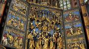 Ołtarz Mariacki do remontu